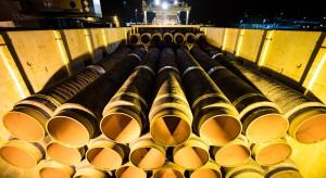 Jeżeli sankcje USA miały zatrzymać Nord Stream 2, to należałoby wprowadzić je wcześniej