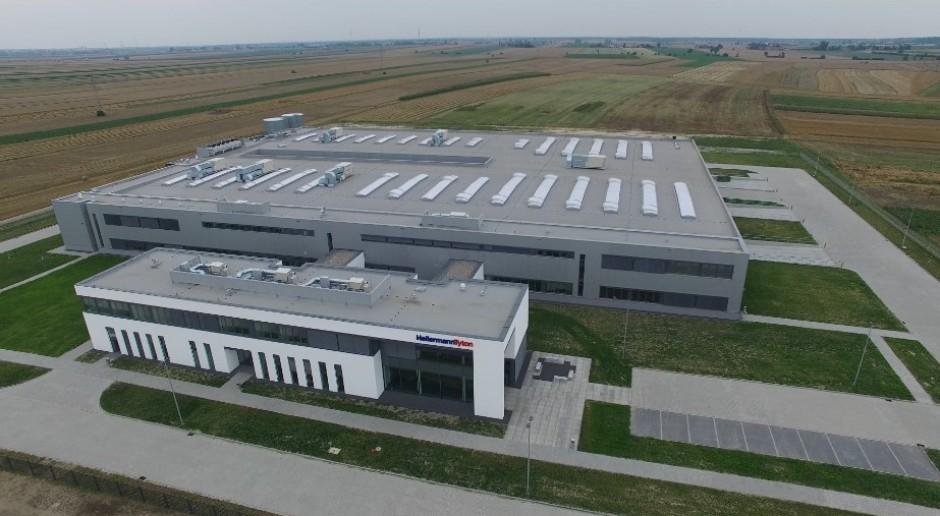 HellermannTyton rozbudowuje swoją fabrykę koło Słupcy