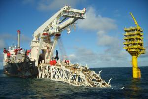 Dalsze prace przy Nord Stream 2 są wielkim ryzykiem dla Gazpromu