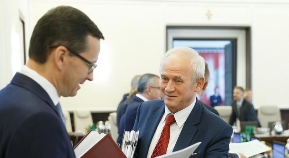 Krzysztof Tchórzewski: rekompensaty za energię niezależnie od dochodu