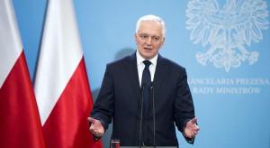 Jarosław Gowin: państwo okazało się nieskuteczne ws. wyłudzeń VAT