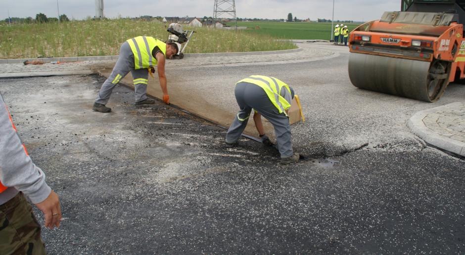 Budownictwo drogowe najmniej zadłużone w całej branży