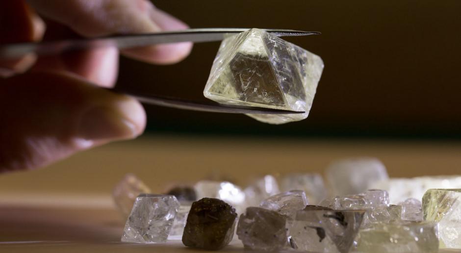 Rosyjskie diamenty znów na aukcji. Ceny mogą zaskoczyć
