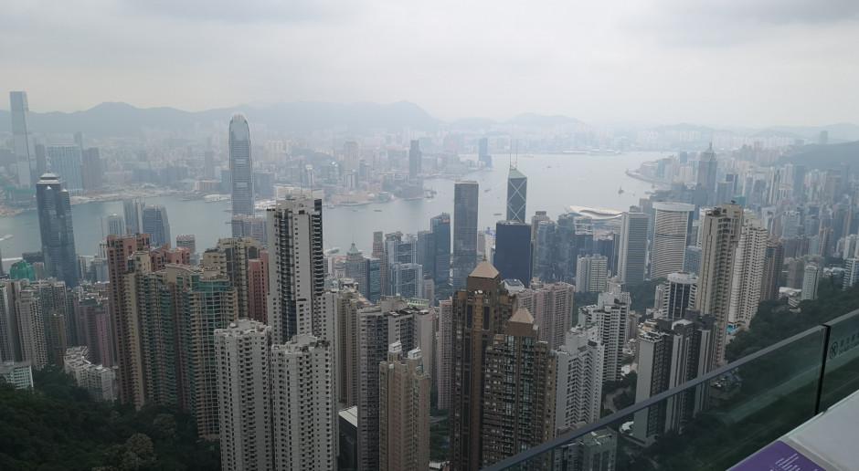 """Władze Tajwanu: Hongkong z """"perły Orientu"""" stał się """"piekłem Orientu"""""""