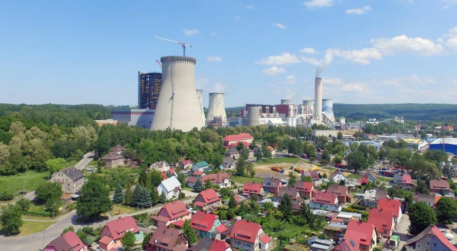 Nadzieje budowlańców, związane z nowymi elektrowniami, były znacznie większe