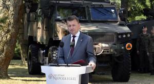 MON podtrzymuje plany zakupów dla polskiej armii