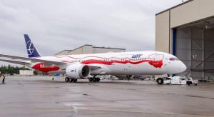 Pierwszy taki samolot w historii LOT. Wkrótce już w Polsce