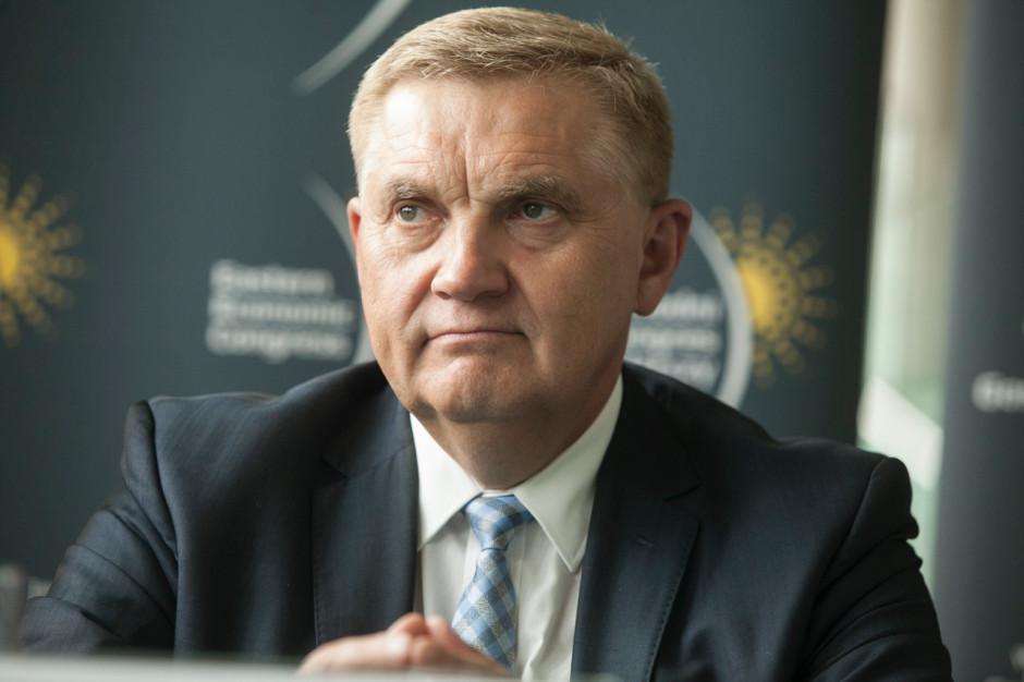 Tadeusz Truskolaski, prezydent Białegostoku.