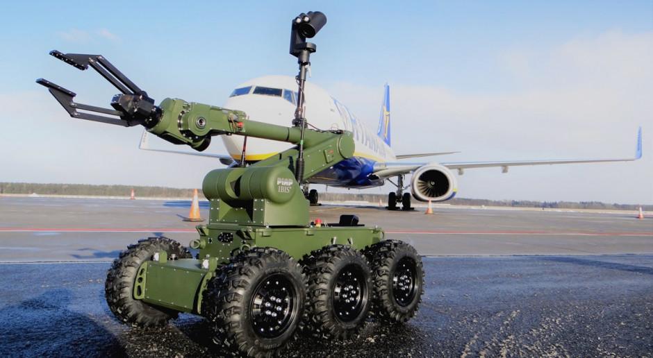 Ostatnia partia robotów rozpoznawczych przekazana wojsku