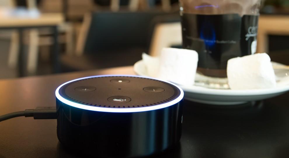 Alexa towarzyszy wielu ludziom w codziennych czynnościach (fot. Shutterstock)