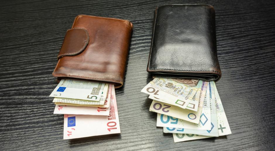 Dwie trzecie Polaków przeciwko wprowadzeniu euro
