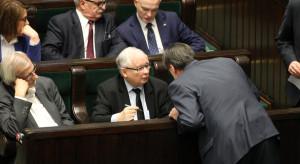 """Jarosław Kaczyński ostro o opozycji i """"zamrożeniu"""" pieniędzy z UE"""
