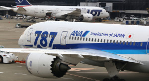 Japońskie linie ANA odwołują loty i sprawdzają silniki w swoich maszynach