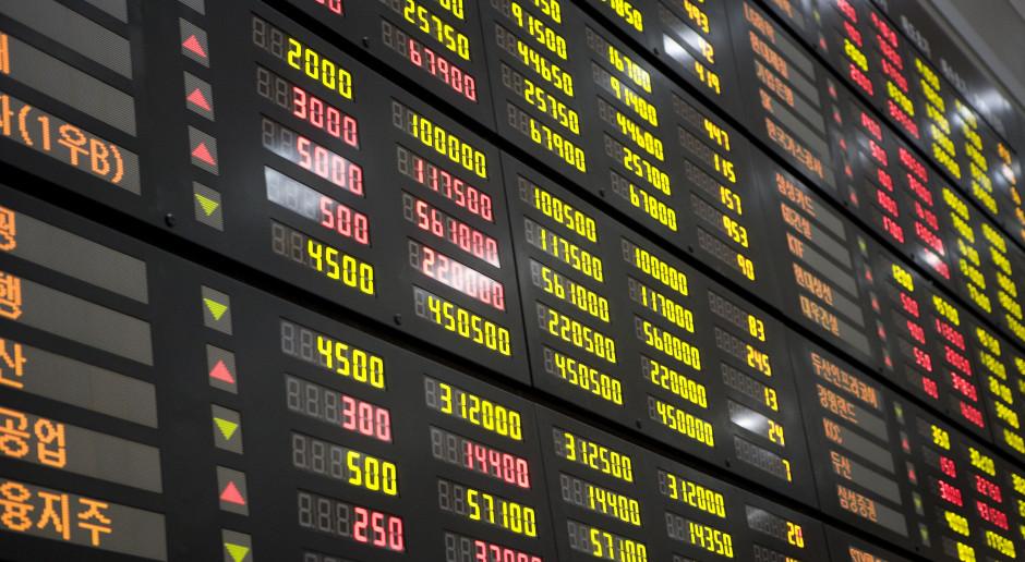 Indeksy na giełdach w Azji podążają w różnych kierunkach
