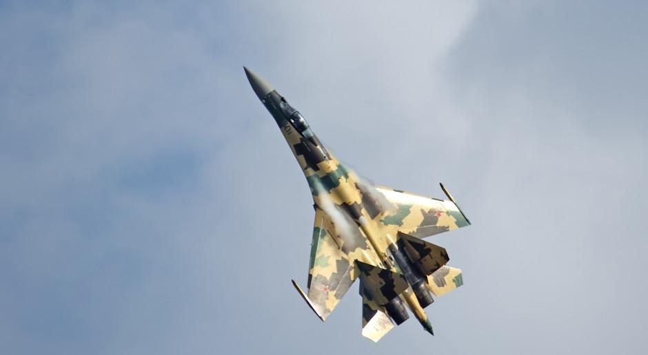 Rosja sprzeda Indonezji 11 myśliwców Su-35 za 1 miliard USD