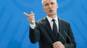 """Szef NATO jest dobrej myśli. Co ze """"śmiercią mózgową"""" Sojuszu?"""