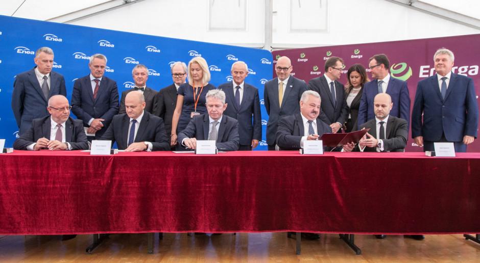 Podpisano umowę na budowę bloku 1000 MW w Elektrowni Ostrołęka