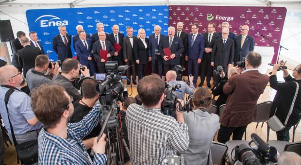 Podpisanie umowy na budowę nowego bloku w Elektrowni Ostrołęka
