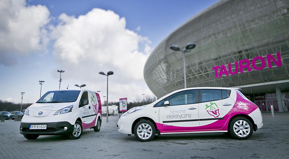 Tauron i lotnisko w Krakowie będą współpracować przy rozwoju elektromobilności