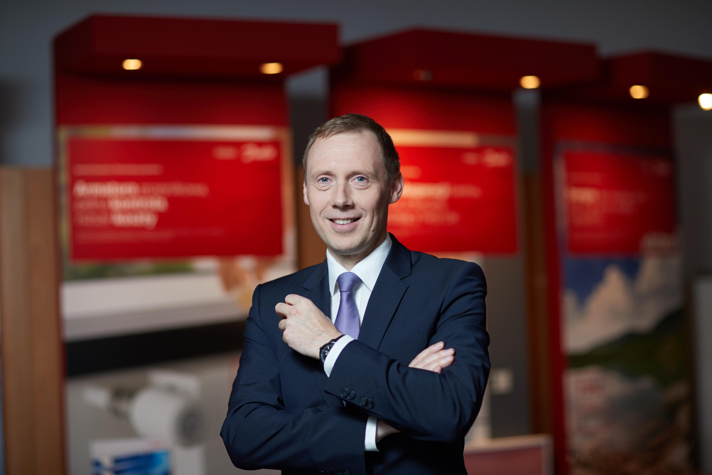 Adam Jędrzejczak, prezes Danfoss Poland, prezydent regionu Europy Wschodniej