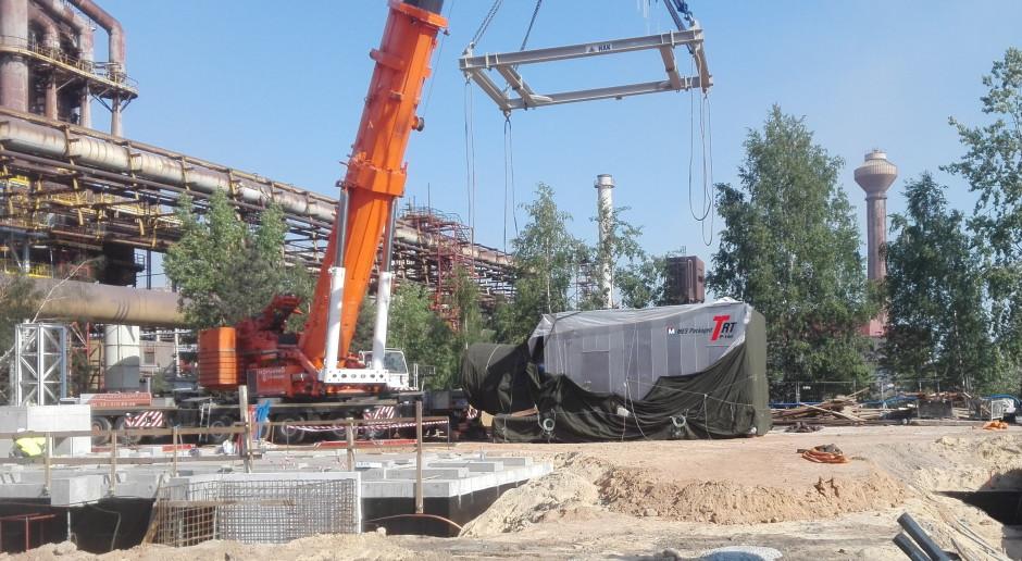 Tameh Polska wyprodukuje energię z gazu wielkopiecowego