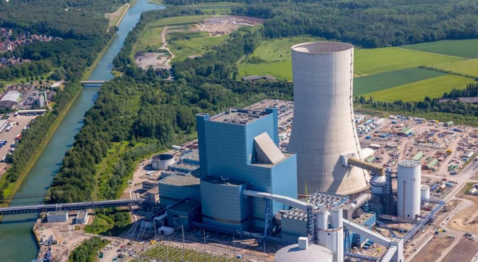 Fortum broni elektrowni Datteln 4