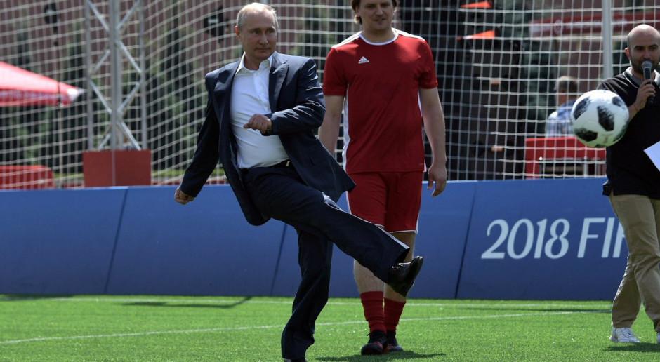 Poparcie dla Władimira Putina spada