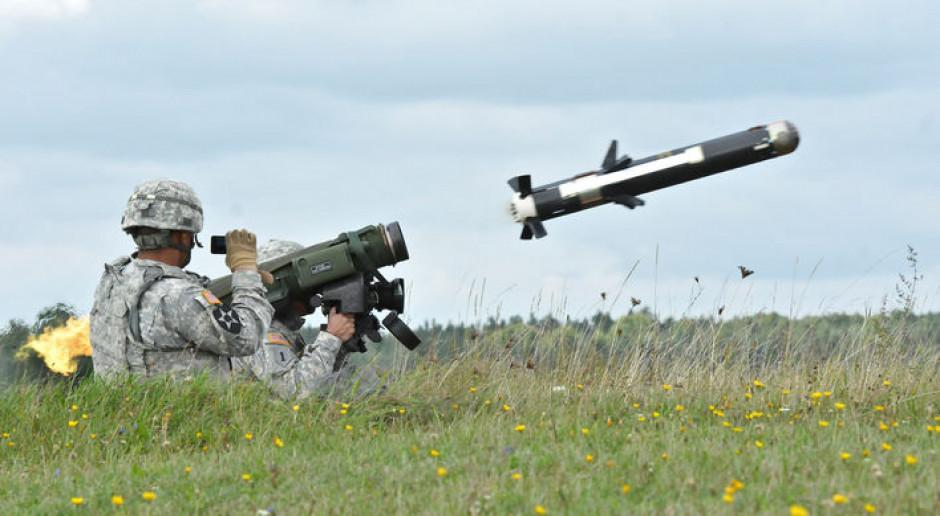 Ukraina kupuje drugą partię pocisków Javelin