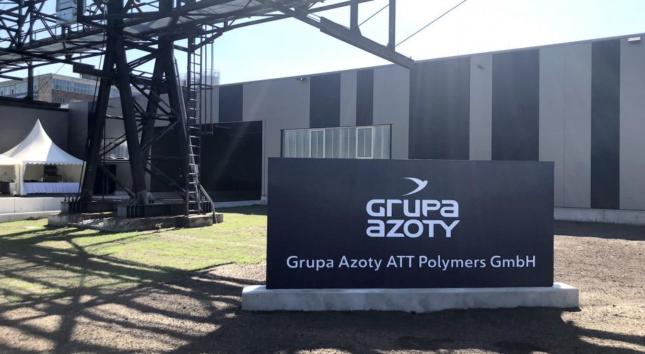 ATT Polymers będzie centrum logistycznym Grupy Azoty w Niemczech