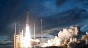 Ariane 5 wyniosła na orbitę satelitę