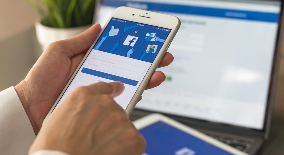 Wykorzystał Facebooka do ataku na 50 tys. osób