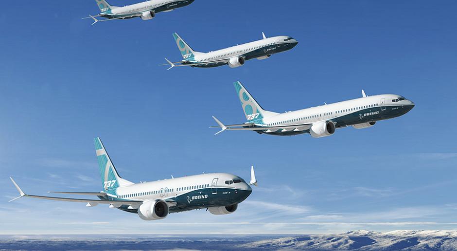 Boeing wymyślił, jak poderwać uziemione maszyny 737 MAX