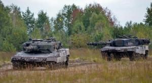 Więcej niemieckich czołgów w Polsce