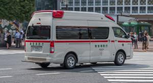 Awaria pociągu autonomicznego w Japonii. Jest wielu poszkodowanych