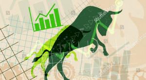 Na GPW kontynuacja wzrostów - najmocniej rosły banki