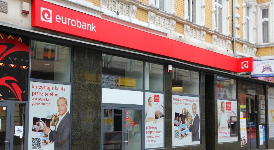 UOKiK wyraził zgodę na przejęcie Eurobanku przez Bank Millenium