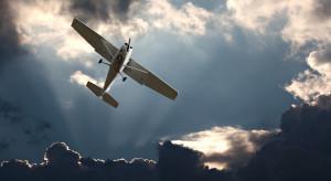 Wypadek awionetki. Zginął 44-letni pilot