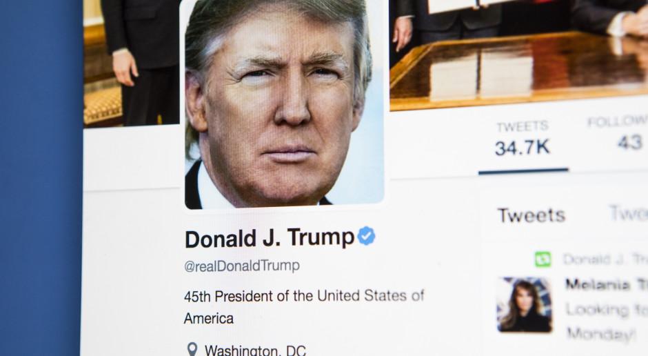 Donald Trump podpisał rozporządzenie ws. mediów społecznościowych
