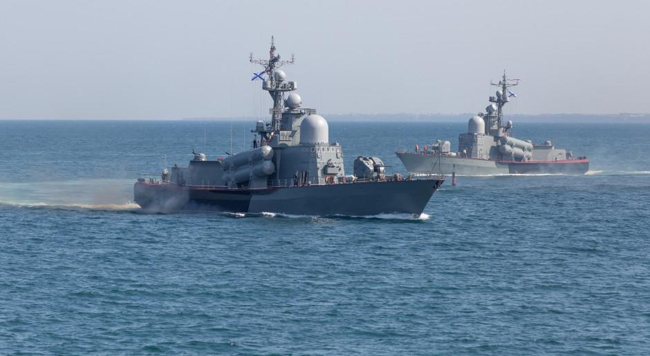 Władimir Putin obiecał 26 okrętów dla rosyjskiej marynarki wojennej