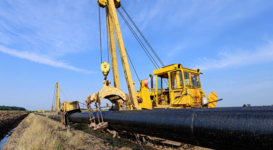 Ukraina szykuje nową trasę dostaw gazu z Rumunii