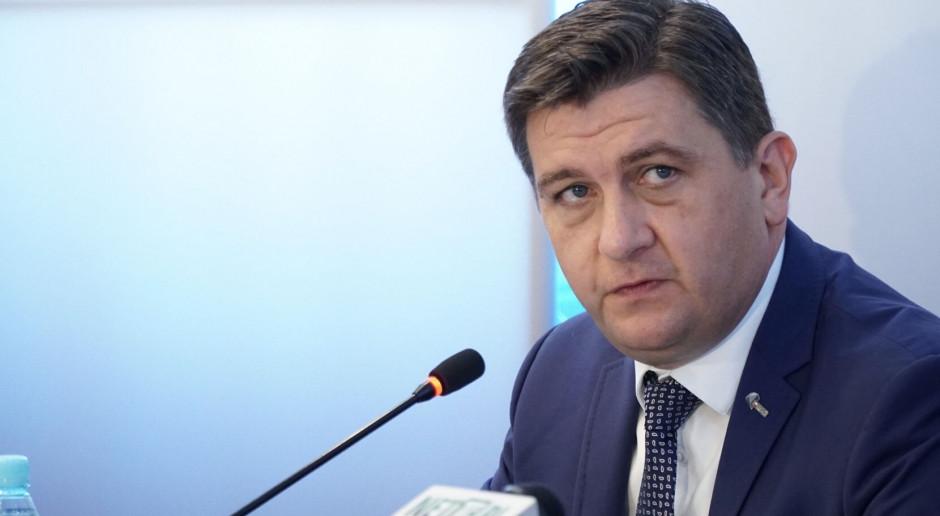 Prezes PGG Tomasz Rogala o planach inwestycyjnych i sytuacji na rynku węgla