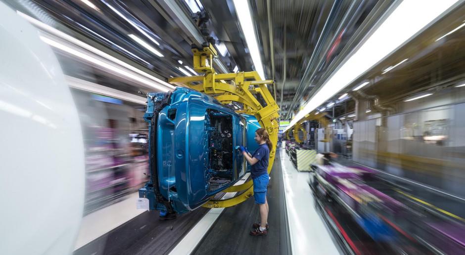 Koniunktura w przemyśle Niemiec i strefy euro nakręca się