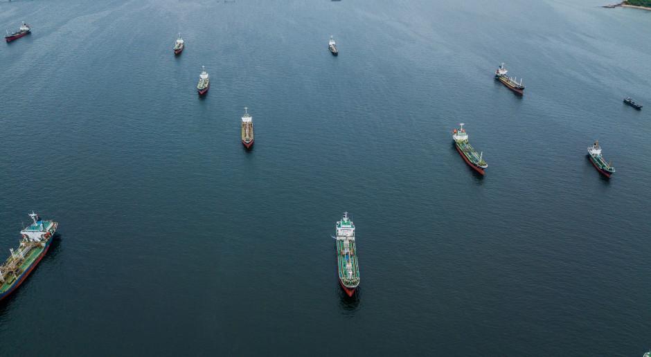 Rekordowe przeładunki paliw z tankowców w bazie PERN w Dębogórzu