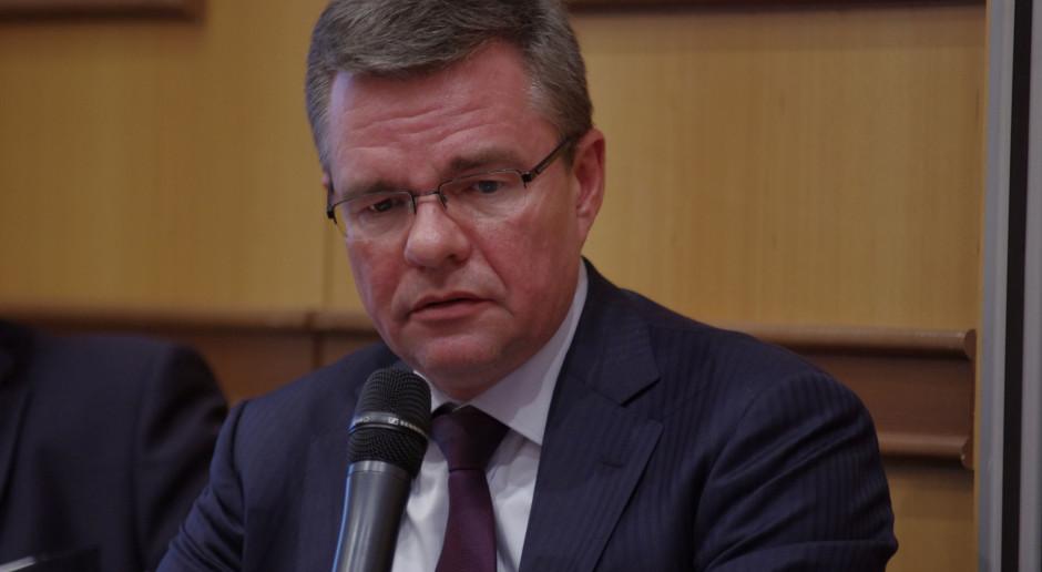 Maciej Trybuchowski zostanie nowym prezesem KDPW