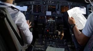 Strajk zdezorganizował ofertę dużych linii lotniczych