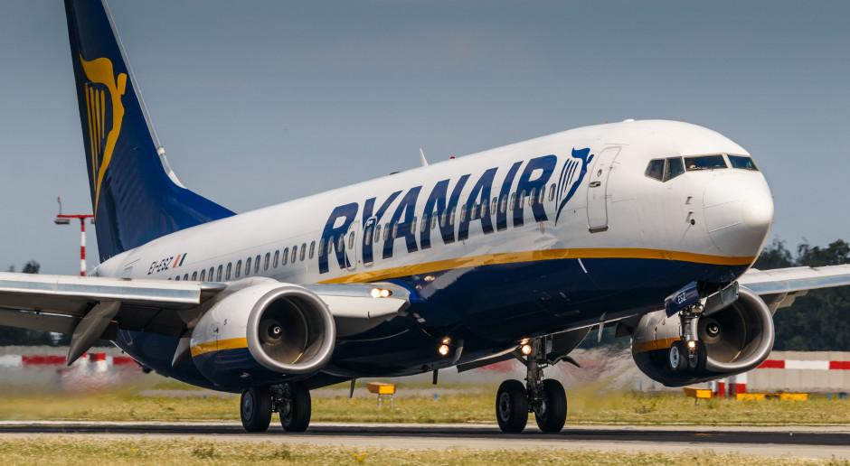 Cięcia w zimowym rozkładzie lotów Ryanaira