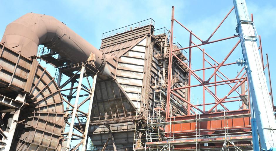 ArcelorMittal Poland buduje nowe elektrofiltry za 30 mln zł