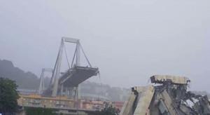 Katastrofa wiaduktu w Genui wywołała falę pomocy
