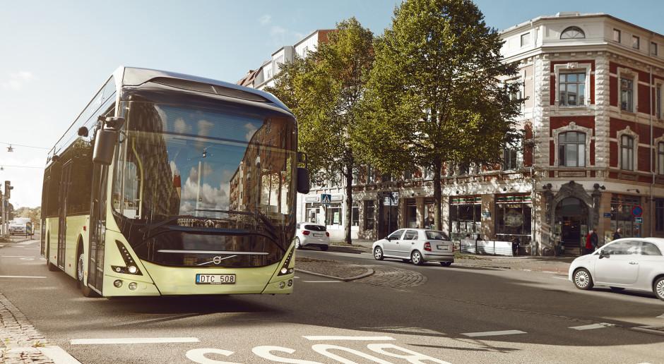 Autobusy elektryczne Volvo z Wrocławia pojadą do Szwecji