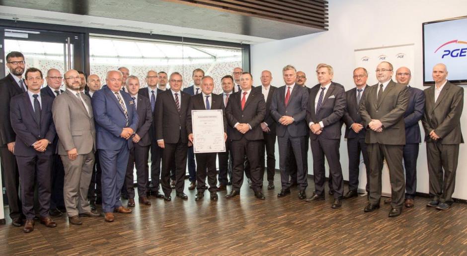 PGE Energia Ciepła uregulowała zasady współpracy w grupie